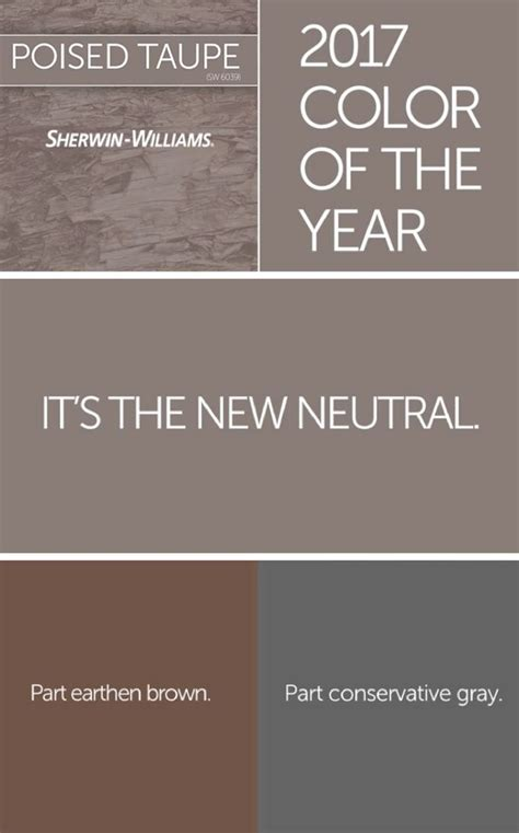 sherwin williams poised taupe color palette best 10 exterior color schemes ideas on pinterest