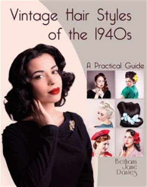 Vintage Hairstyles Books by Books About Vintage Hairstyles And With Photos Of Retro Hair