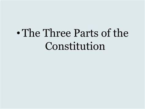 Ppt Constitution Review I Powerpoint Presentation Id