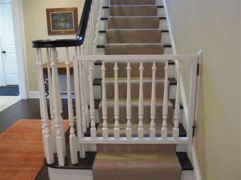 baby gates for bottom of stairs with banister gates fot steps best baby gates for bottom of stairs