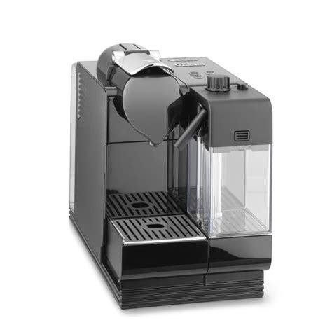 Nespresso Lattissima Plus Machine Black delonghi lattissima plus nespresso capsule machine black en520b uk offers direct