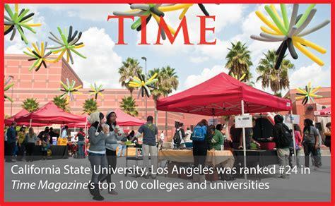 Cal State La Academic Calendar Academics California State Los Angeles
