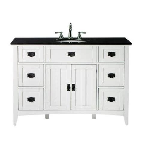 bathroom vanity tops home depot home decorators collection artisan 48 in w x 20 1 2 in d