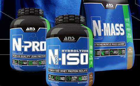 Ans N Iso 5lb n mass and n iso make it a series for the original n pro
