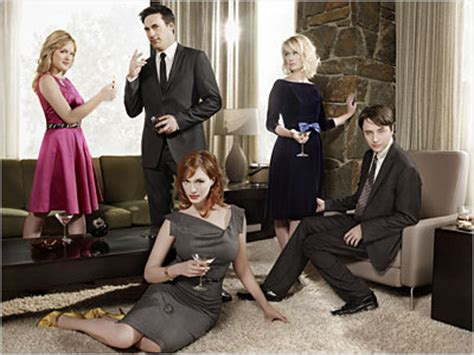 mad men office the muve group mad men photoshoot don and peggy photo 17195638 fanpop