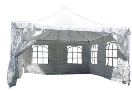 partyzelt 4x4 wasserdicht partyzelt pavillon zelt festzelt creme 4x4 m dach