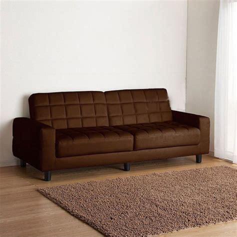 affordable sofa bed affordable cabo modern convertible futon sofa bed sleeper