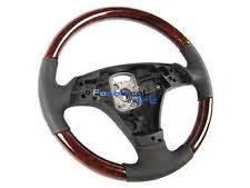 bmw wood steering wheel ebay