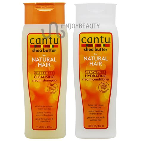Shea Hair Detox by Cantu Shea Butter Cleansing Shoo Hydrating
