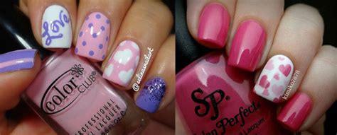 12 gorgeous valentines day nail ideas 2017 15 einfache easy winter n 228 gel art design ideen 2017