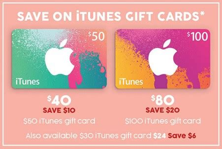 Itunes Gift Card At Target - expired 20 off 30 50 and 100 itunes cards at target gift cards on sale