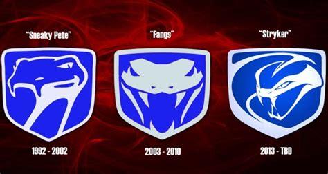 new car symbols new 2013 srt viper logo stryker