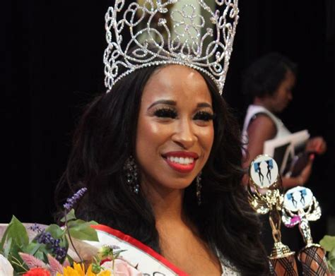 black miss brigantine s brittany lewis crowned miss black america