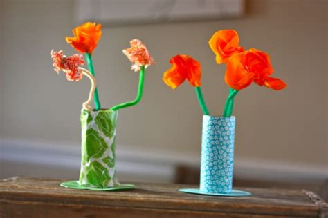 Make Flower Vase by 50 Diy Craft Ideas That Will Change Your Forever