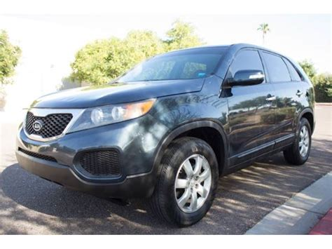 Kia Sorento For Sale By Owner Used 2012 Kia Sorento For Sale By Owner In Az 85096