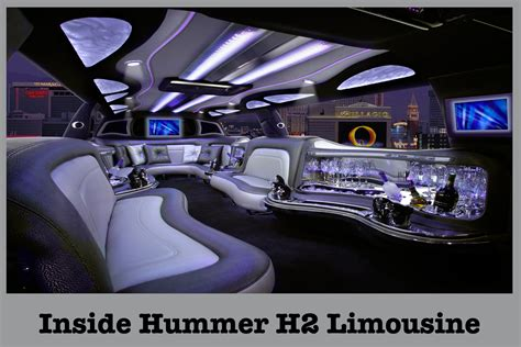 limousine hummer inside inside limousine hummer limo i found out this unique hip
