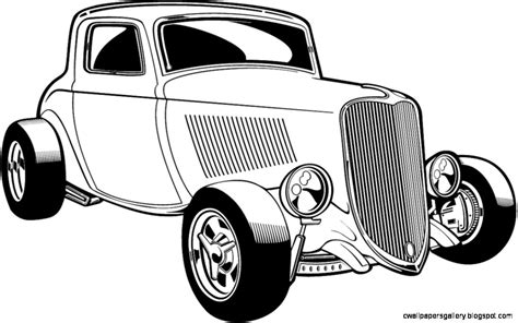 Dirt Race Car Clipart Black And White Clipartxtras
