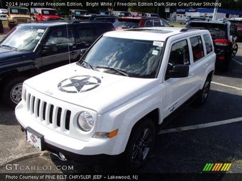 Jeep Patriot Freedom Edition Bright White 2014 Jeep Patriot Freedom Edition Freedom