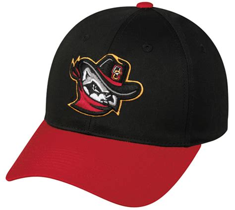 city river bandits youth cap minor league baseball
