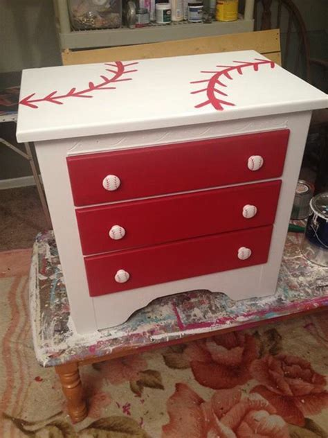 baseball bedroom furniture 25 best ideas about baseball dresser on pinterest boys