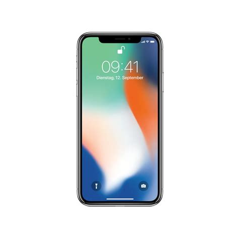 apple iphone x 256gb unlocked for all uk networks silver
