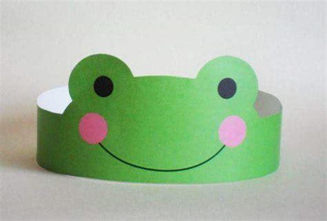 frog hat craft 171 funnycrafts