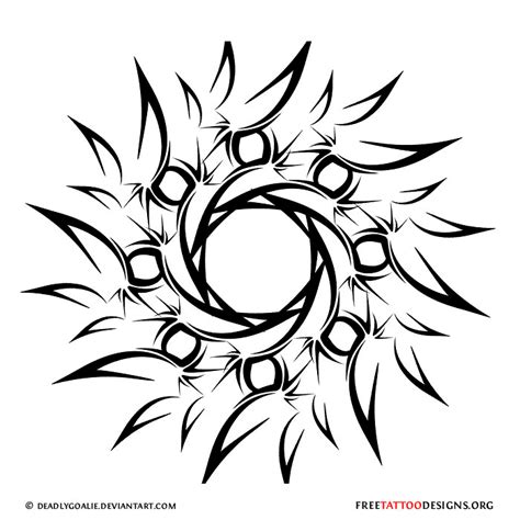 tribal sun and moon tattoo 65 sun tattoos tribal sun designs
