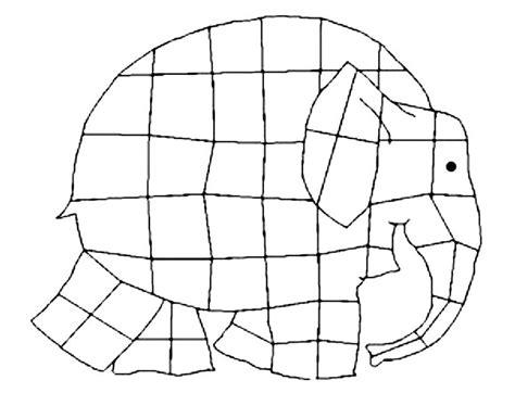 Elma The Patchwork Elephant - livro elmer o elefante xadrez pra gente mi 250 da