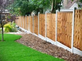Fencing Garden Ideas Garden Ideas Along Fence Home Ideas Modern Home Design