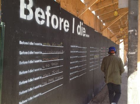 custom rubber sts toronto before i die chalkboard wall has torontonians filling in