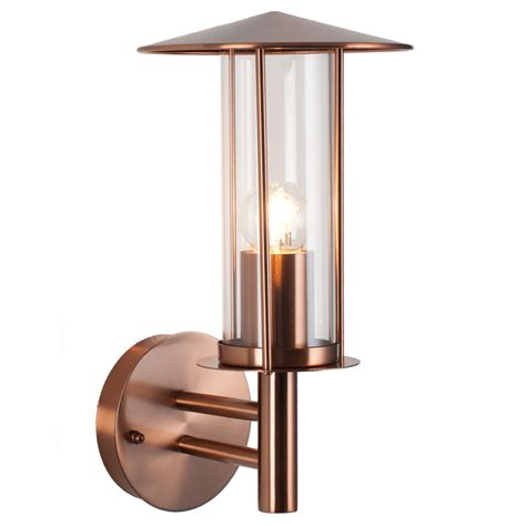 vintage copper wall lights vintage copper wall sconce antique garden wall light