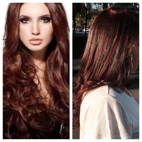 cinnamon hair color try our cinnamon spice hair color yelp