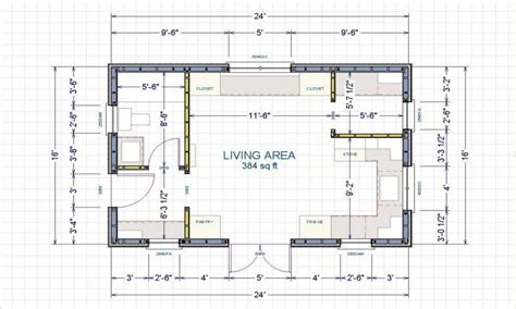 cabin layouts 16 x 24 cabin 16x24 cabin floor plans small cabin layout
