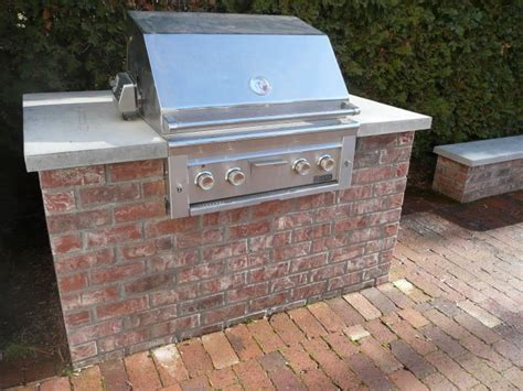 backyard brick bbq backyard brick barbeques dig this design