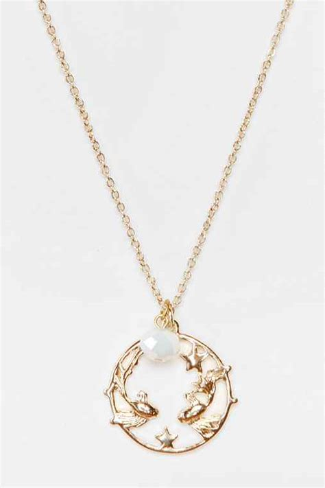 zodiac necklace outfitters