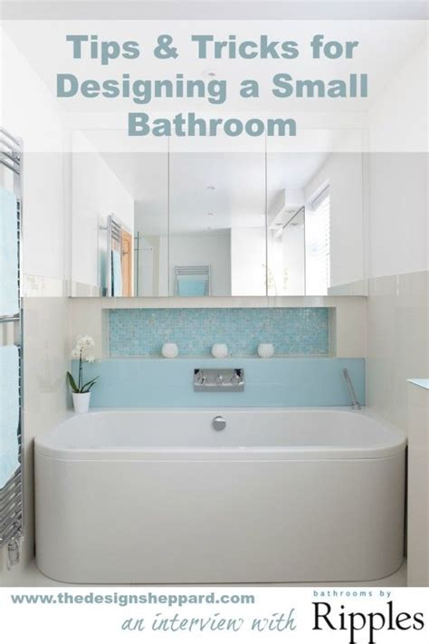tips trick for saving space in small bathrooms and 17 best images about interior design tips on pinterest