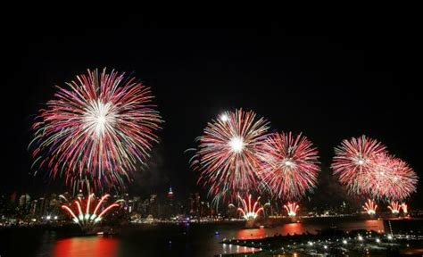 history of new year in america history of fireworks in america why do we celebrate