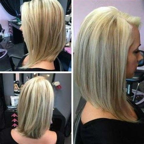 back side of long bob 2018 popular long bob hairstyles back view