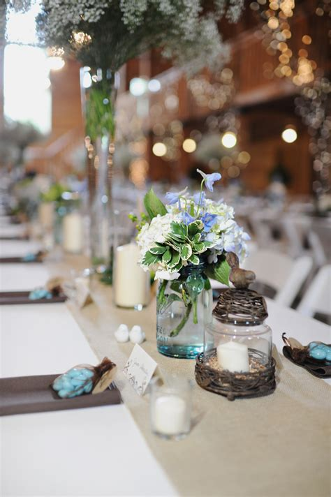 rustic wedding table ideas arkansas barn wedding by mccrotty photography