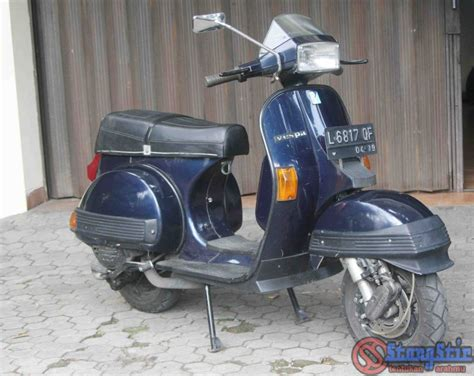 gambar modifikasi vespa excel modifikasi vespa excel 150 adventure style