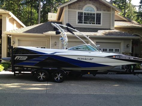 tomcat wakeboard boat for sale 2012 mb sports f23 tomcat wakeboard surf boat for sale
