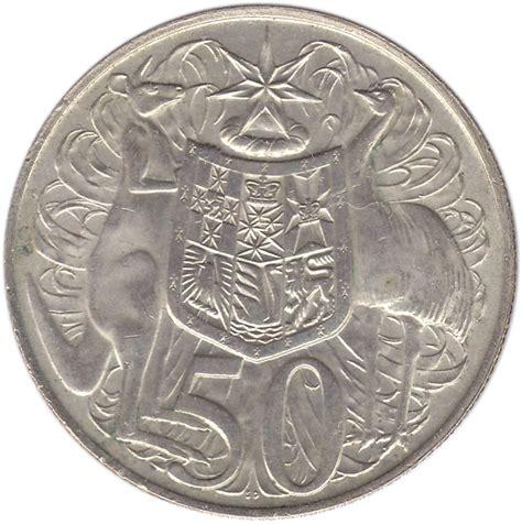 50 cent coin value 50 cent coin australian value