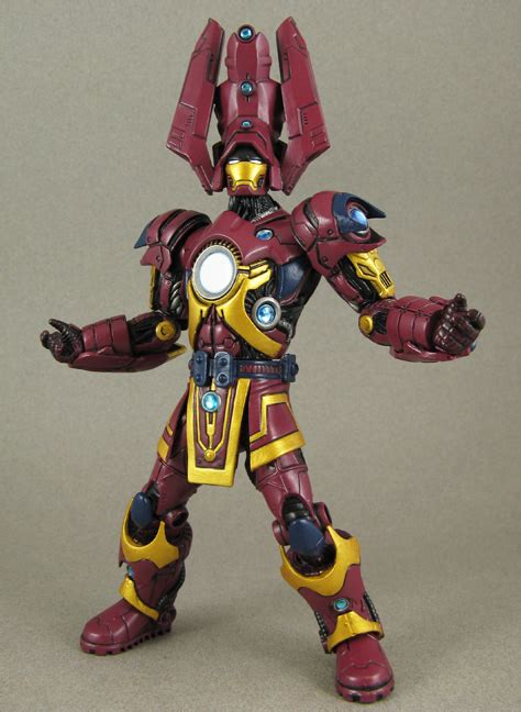 Iron Buster galactus buster armor iron discussion at toyark