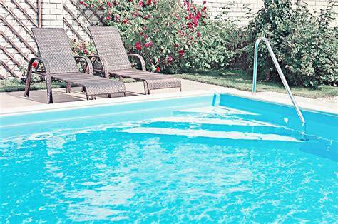 piscina in giardino piscina in giardino casa affini