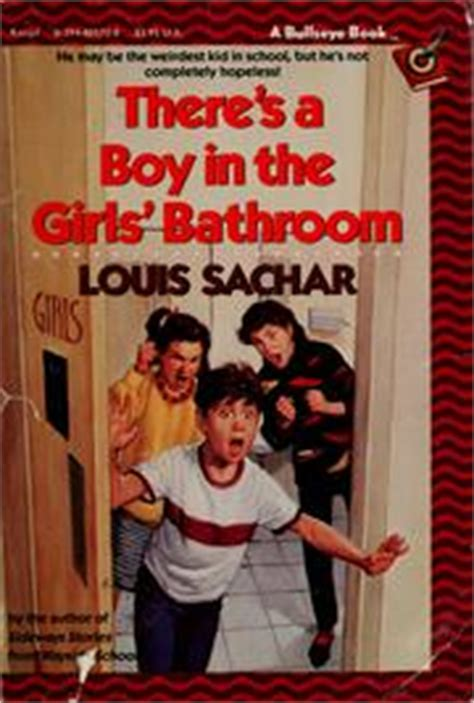 there s a boy in the bathroom 1987 edition open