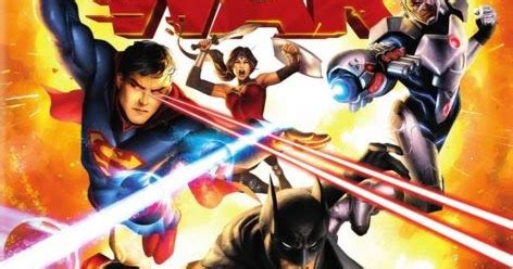 nonton film online justice league war neko random justice league war 2014 film review
