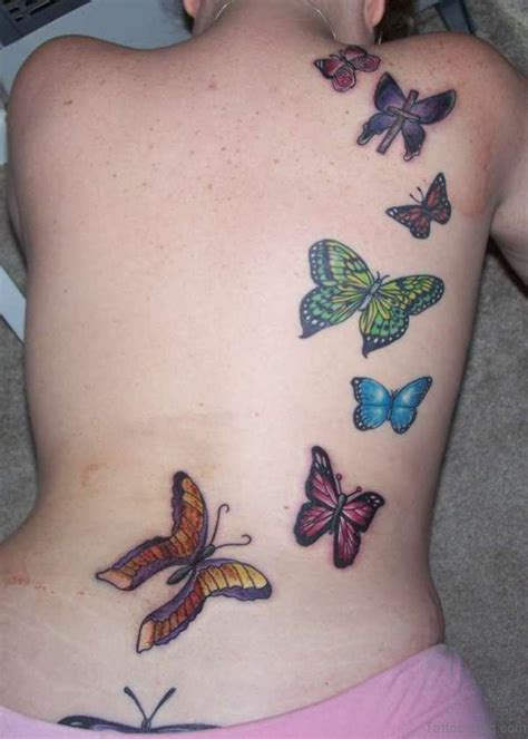 colorful butterfly tattoos 60 amazing butterfly tattoos