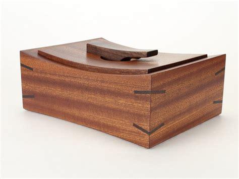 Handmade Wooden Keepsake Boxes - custom wooden keepsake box by brian tyirin