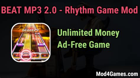 mod game unlimited money beat mp3 2 0 rhythm game mod unlimited money ad free