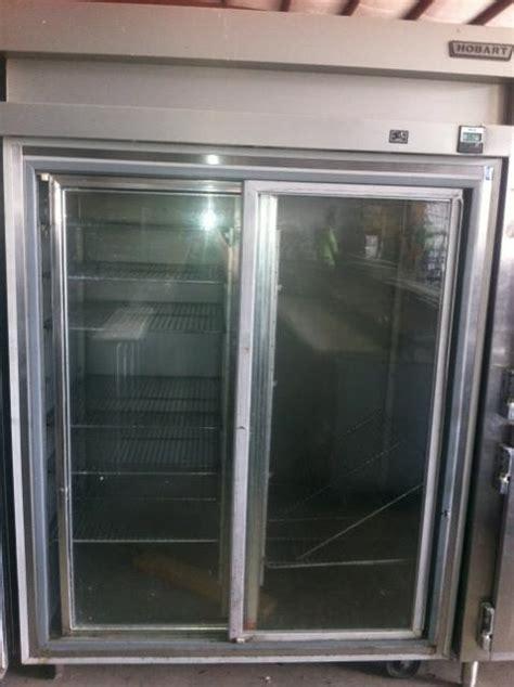 glass doors hobart hobart glass door cooler one frog